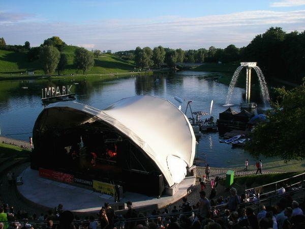 Musikbühne Theatron Olympiapark