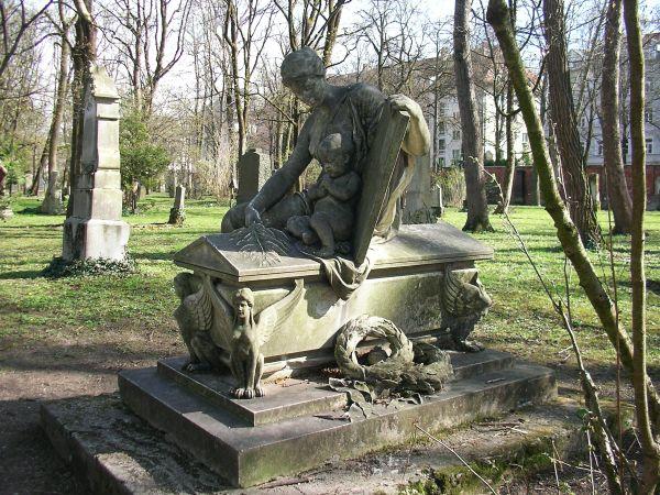 Grabmal Michael Wagmüller in München