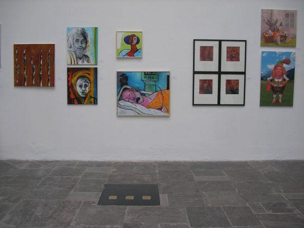 Stolpersteine im Kunstpavillon München