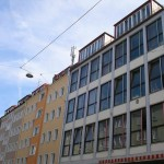 Atelierhaus in der Heßstraße