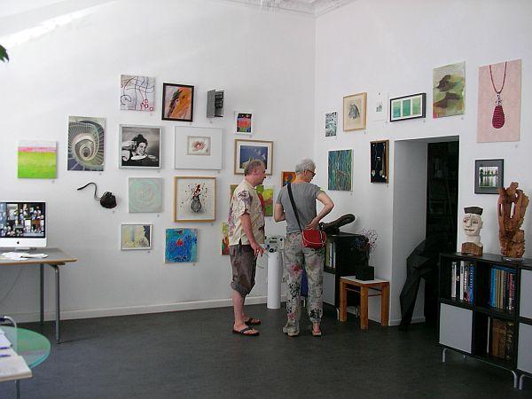 Kunst im Karree - Start