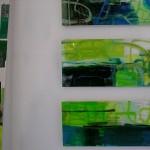Rosa Quint - grüne Erinnerungen an Krakau