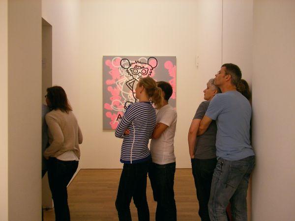 Noch Bis Sonntag Keith Haring Ausstellung Maxvorstadtblog