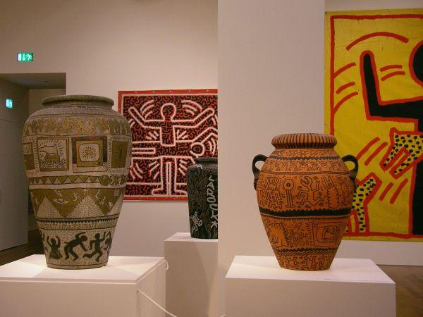 Keith-Haring-Ausstellung