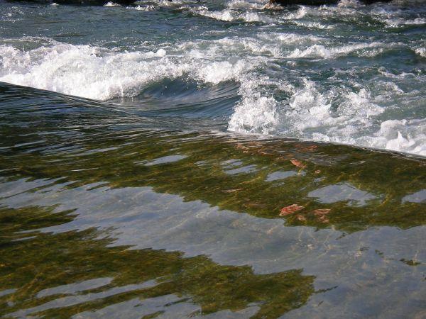 Isar - Blick aufs Wasser