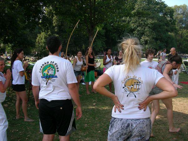 Capoeira-Gruppen in München