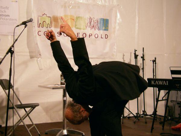 Wolfgang Fendt als Dirigent
