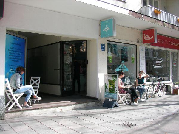 Smoothiebar Augustenstraße