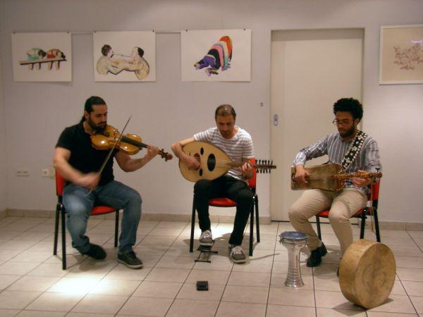 Musik im SPD-Bürgerbüro