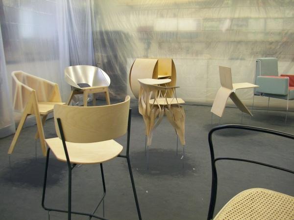 Sessel-Prototypen