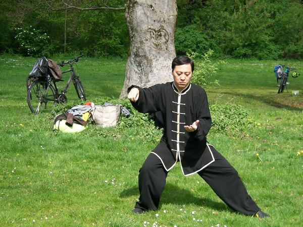 Tai-Chi-Demonstration