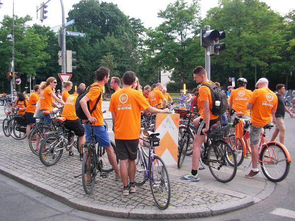 Münchner Radlnacht - Go Dutch