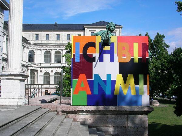 Jahresausstellung Kunstakademie München