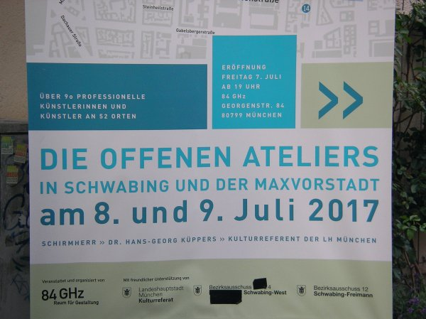 Kunst im Karree Maxvorstadt
