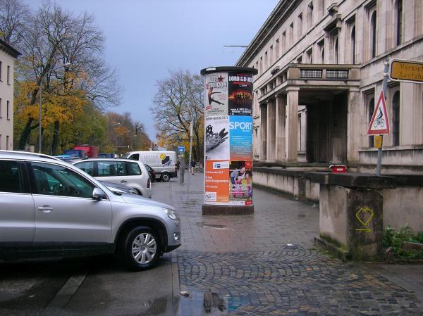 Radwegparker