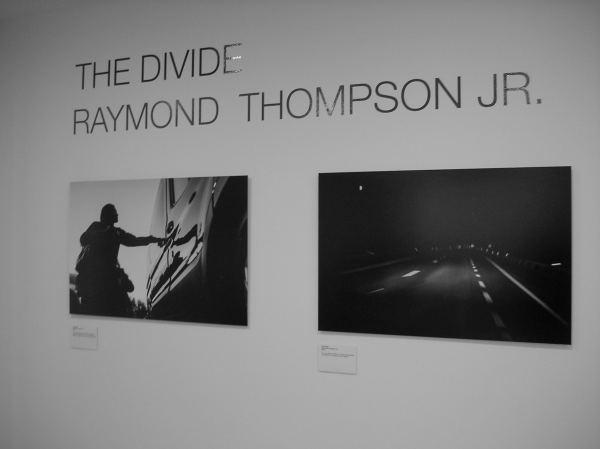 Raymond Thompson Jr. im Amerikahaus