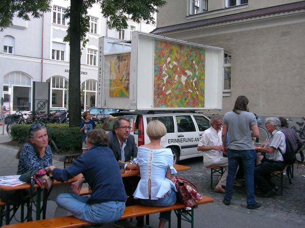 Kunst im Karree Straßenfest