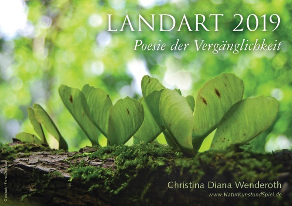 Landart-Fotokalender 2019 Titelblatt