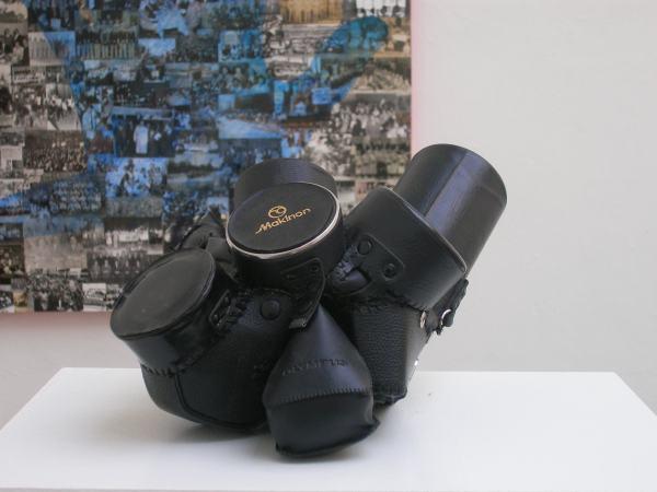 Lieberman-Ausstellung im Kunstpavillon: Skulptur